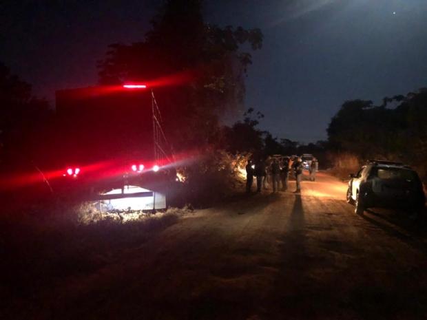 Criminosos invadem fazenda de Erai Maggi e roubam R$ 2 milhões em defensivos agrícolas