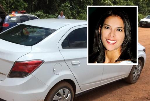 Marido suspeito de matar servidora com facada do pescoço é encontrado morto