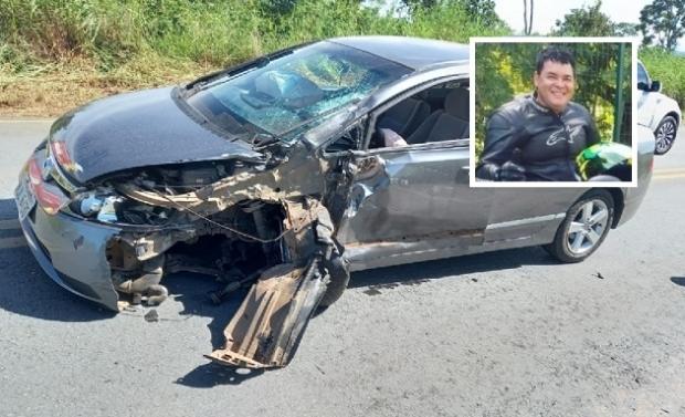 Mociclistas fazem cortejo para empresário morto em acidente na Estrada da Chapada;  vídeo