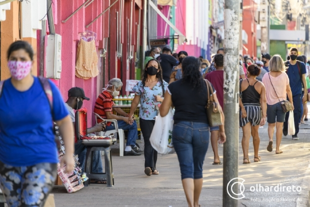 Cuiabá tem redução de 83% em internações e 35% em mortes por Covid-19