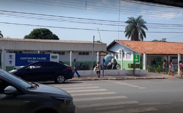 Funerária não faz remoção e corpo de idoso passa noite no Centro de Saúde de Cuiabá