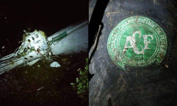 Avião da Chapecoense cai e mata 76, dizem autoridades colombianas