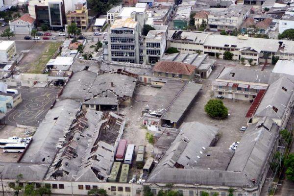 Temporal em Porto Alegre teve porte de furacão categoria 1
