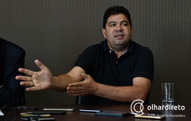 Cidinho destinará R$ 2 mi para aplacar falta de insumos na Santa Casa de Rondonópolis