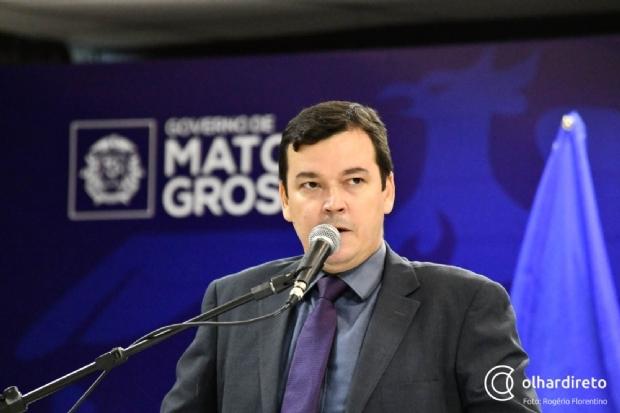 Ciro Gonçalves irá coordenar ações da transição para governo de Mauro Mendes