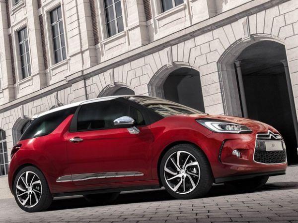 Citroën DS3 2015 renovado e mais barato chega por R$ 79.900