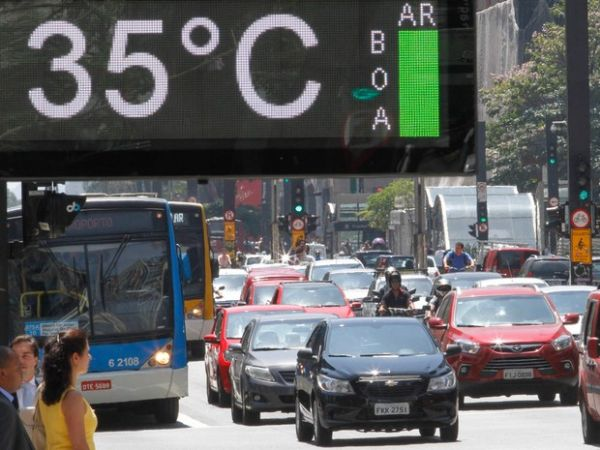 ONU prevê novo recorde mundial de temperatura para 2016
