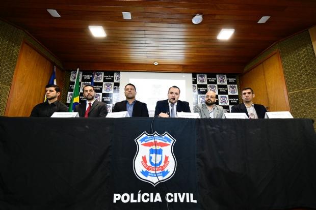 Facção movimenta R$ 50 milhões; bando cobrava pontos de tráfico e extorquia comerciantes