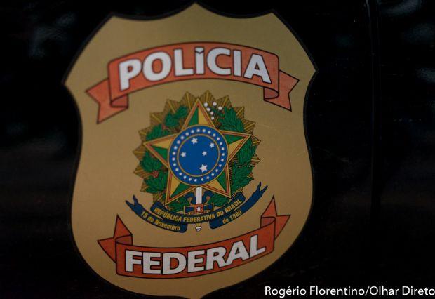 Em MT, PF prende uma pessoa em flagrante durante operação de combate a pornografia infantil