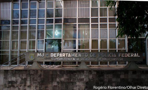 PF combate fraudes em licitações públicas em MT e mais quatro estados; prejuízo é de R$ 1,5 mi