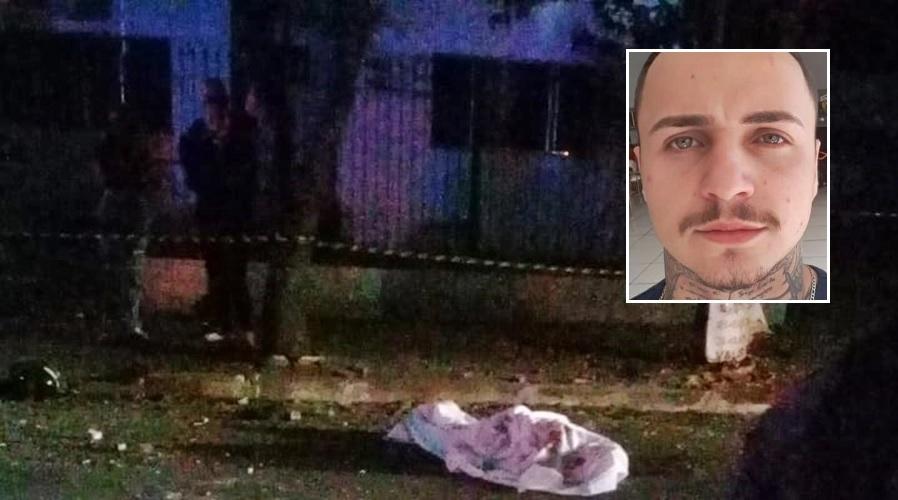 Jovem morre após perder controle de motocicleta e colidir com árvore