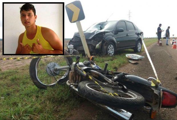 Acidente em curva de rodovia estadual mata motociclista de 23 anos