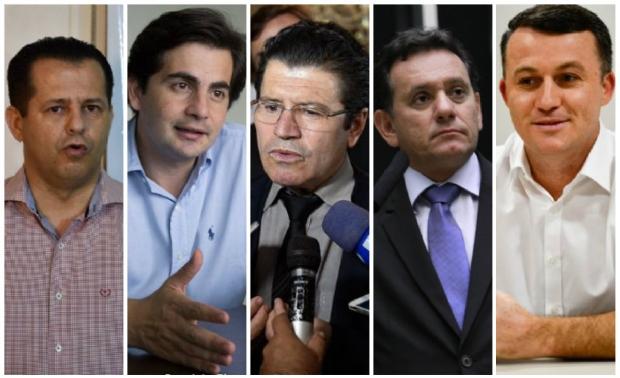 Cinco deputados de MT votaram a favor da intervenção federal na segurança pública do Rio de Janeiro