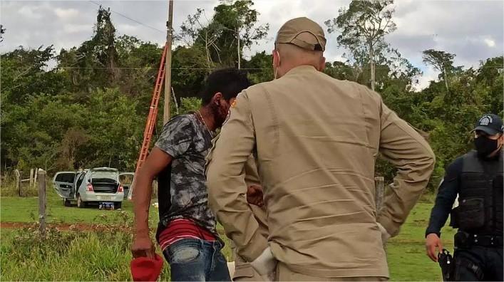 Mato-grossense é sequestrado, espancado e demora a conseguir ajuda ao ser confundido com Lázaro em MS;  vídeo