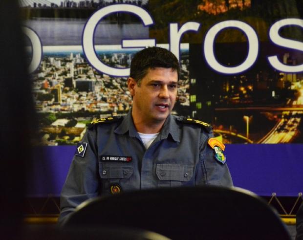 Coronel Enriqu: Coronel Da PM Avalia Que Tornozeleiras Precisam De