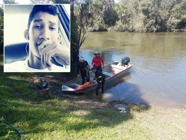 Jovem morre afogado após descer de tirolesa em balneário