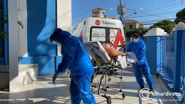 Com 22 novos óbitos, Mato Grosso chega a 5.716 vidas perdidas e 246,4 mil casos