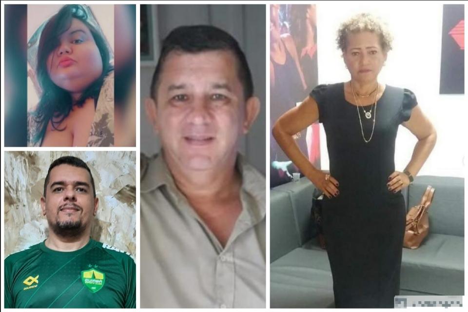 Prima de vereador, torcedor do Cuiabá, vendedor e funcionária da CDL morrem vítimas da Covid-19