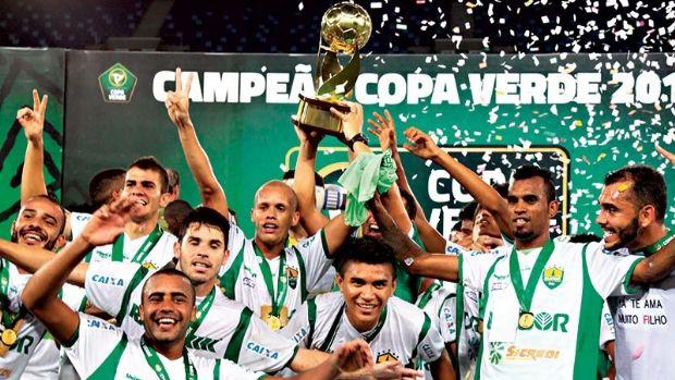 Torcedor poderá trocar  garrafas plásticas por ingresso do Cuiabá na Copa Verde