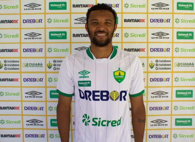 Cuiabá contrata jogador experiente em acessos no Campeonato Brasileiro