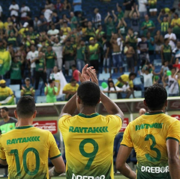 Em noite de apagão na Arena Pantanal, Cuiabá vê Operário-PR levar título da série C