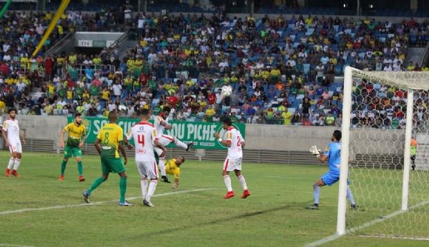 Com quase 7 mil na Arena, Cuiabá vence e ainda sonha com primeira colocação;  veja golaço