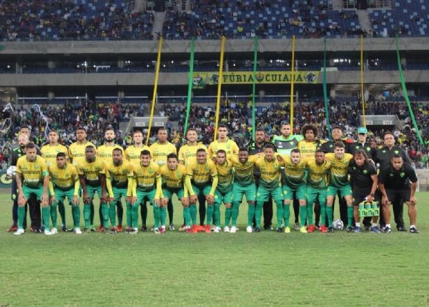 Cuiabá faz história e garante vaga na Série B do Brasileirão em 2019;   veja os lances