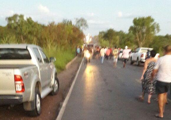 Acidente deixa cinco mortos e três feridos na Estrada da Guia; criança está entre óbitos