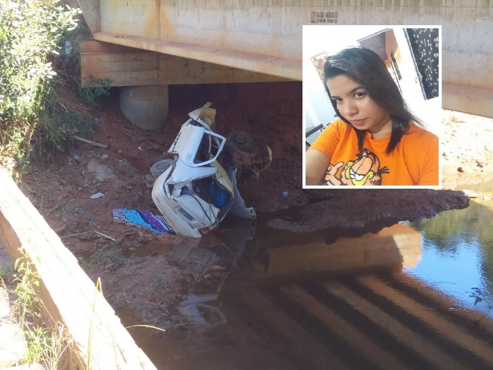 Criança de 5 anos sobrevive a queda de veículo e passa madrugada ao lado do corpo da mãe