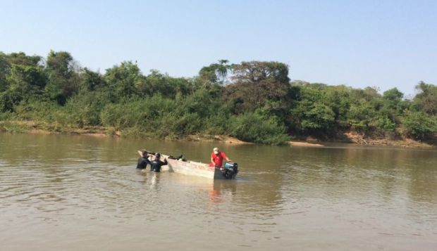 Adolescente se afoga e corpo desaparece no Rio Paraguai
