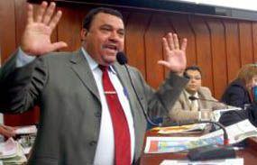 Deucimar Silva assume vaga na Assembleia depois de escândalo de superfaturamento na Câmara