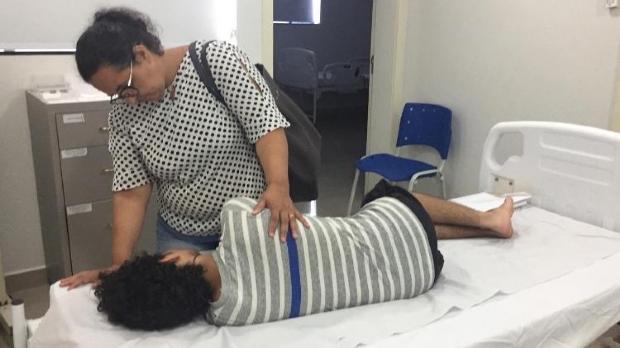 Professora de MT amarra e seda filho que tentou se matar após recusa de tratamento pelo Estado