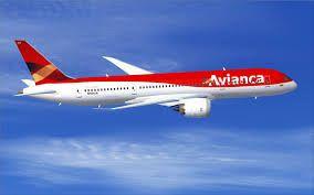 Avianca retoma suas vendas online