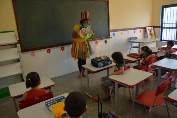 Novos centros de educação infantil dão início às aulas e atendem 240 crianças