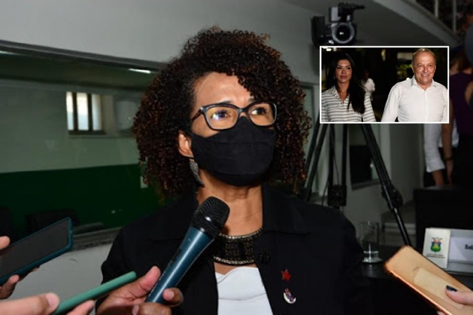 Vereadora repudia agressão relatada por esposa de Pivetta: 'Quanto mais poder tem, mais se sente à vontade para manipular'
