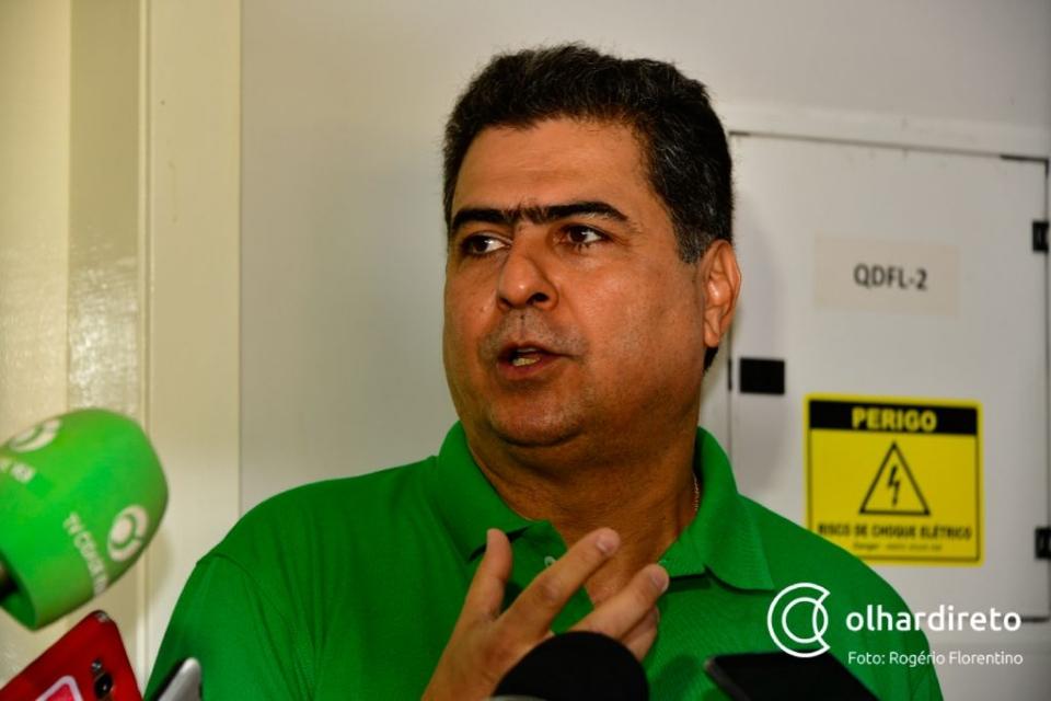 """""""Jamais faria política pondo em jogo a saúde e a vida da população"""", dispara Emanuel sobre fala de Antônio Joaquim"""