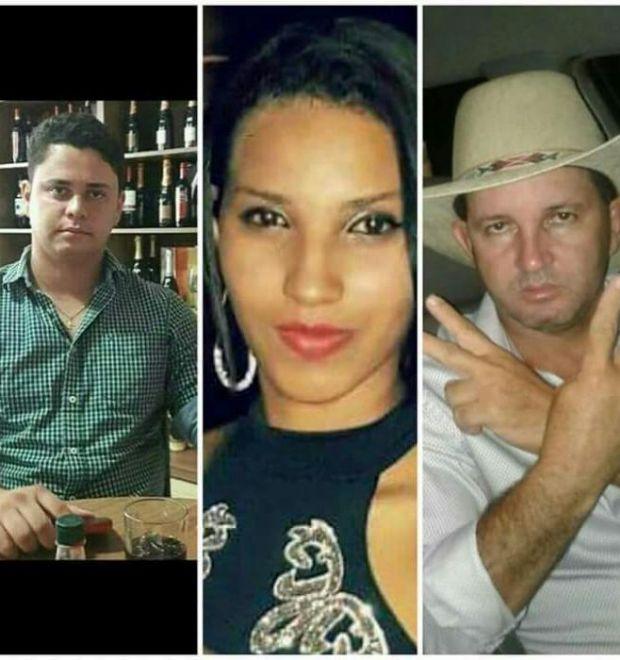 Três jovens que iam para rodeio morrem após Honda Civic cair em córrego