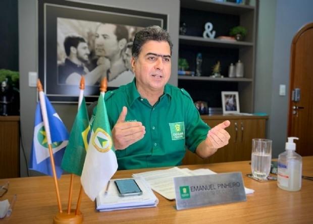 Emanuel reforça pedido para que população se cuide: não se resolve pandemia por decreto