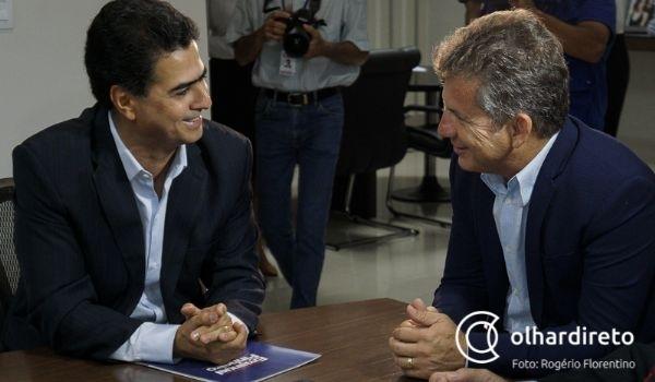 Mendes minimiza preferência de Pinheiro por Wellington Fagundes diz que não precisa ter 100% dos votos
