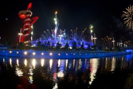 Organização das Olimpíadas realiza último ensaio para a Cerimônia de Abertura dos Jogos de Londres-2012