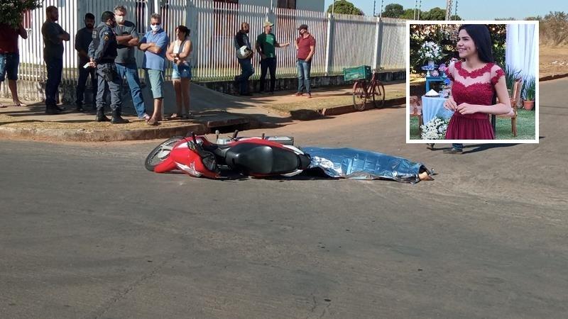 Estudante de Direito morre ao ter cabeça esmagada por caminhão