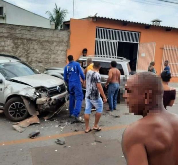 Um dos maiores traficantes de Cuiabá, 'Disson' é executado em plena luz do dia