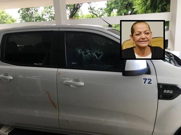 Diretora do Sanear de Rondonópolis é assassinada em via pública por dupla em moto