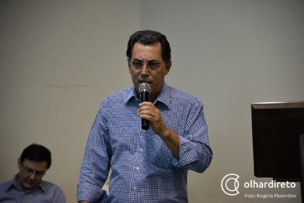 Ezequiel acusa Taques de tentar rachar Progressistas e diz que oposição é irreversível
