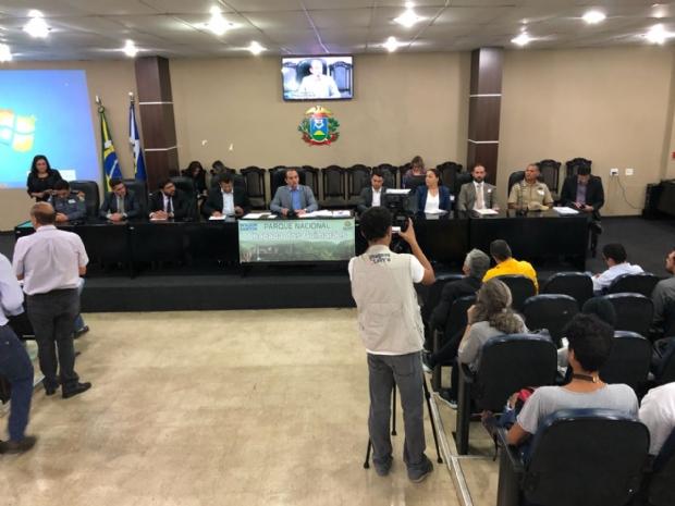 Proposta de passar Parque de Chapada para o Estado divide opiniões e irrita ambientalistas