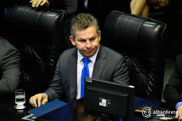 Mauro Mendes entrega proposta de reedição do Fethab para lideranças do agronegócio