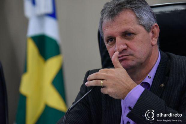 """Ex-líder de Taques articula criação de novo bloco na Assembleia tendo em vista o """"próximo Governo"""""""