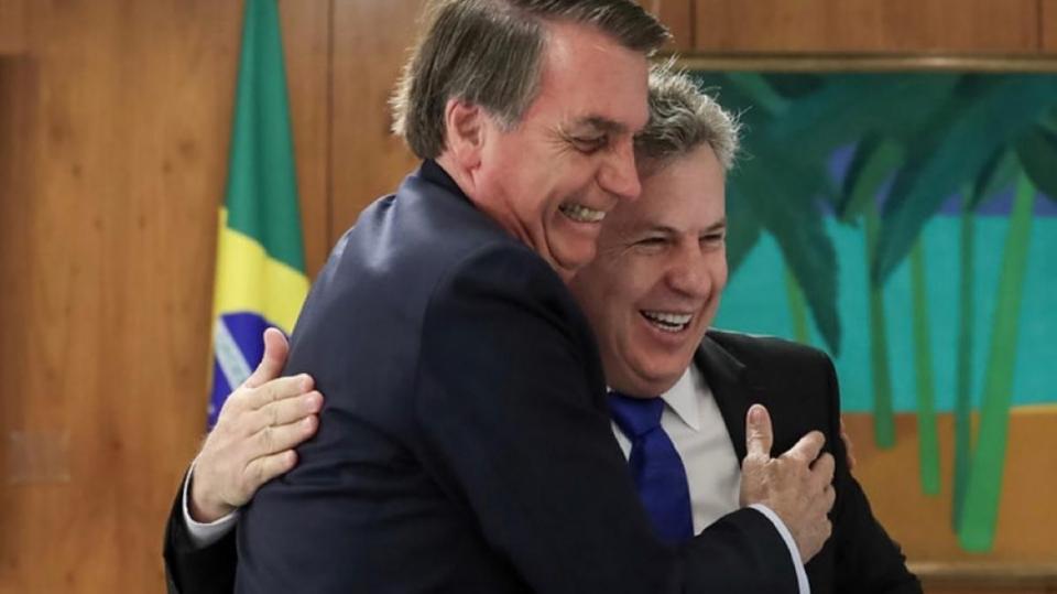 Cidinho confirma vinda de Bolsonaro a Mato Grosso e agenda extensa com Mauro Mendes