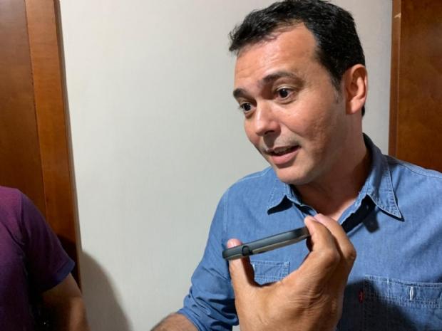 Lúdio diz que irá apoiar Mesa de oposição, mas avalia que PT não exercerá influência