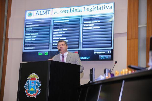 Guilherme Maluf já apresentou nove projetos de lei para assegurar acessibilidade